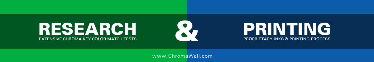 chroma key color matching