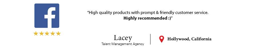 Customer Testimonial Lacey