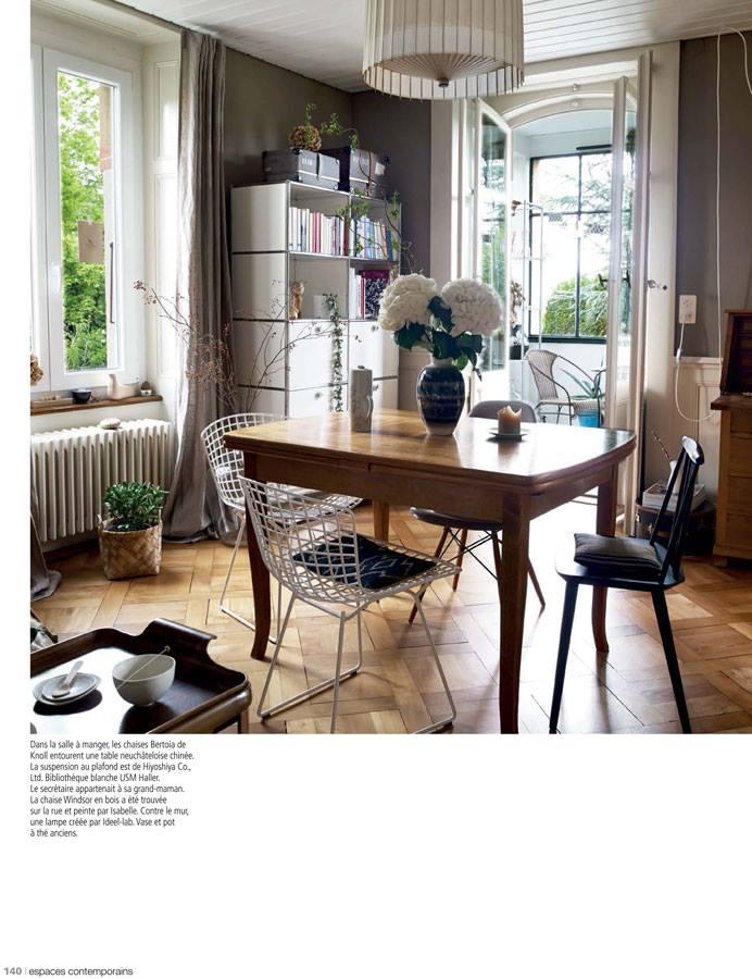 Publications agence C'est du beau, architecture d'intérieur, décoration d'intérieur, Isabelle Richard, Neuchâtel, Jura, Delémont, Biel/Bienne, Bern, Basel, Suisse