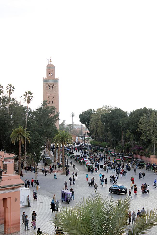 Jemaa El Fnaa Square