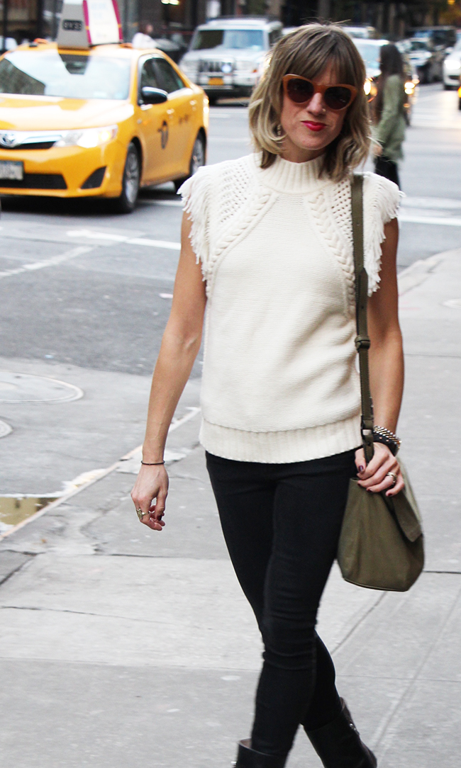 Banana Republic Sleeveless sweater