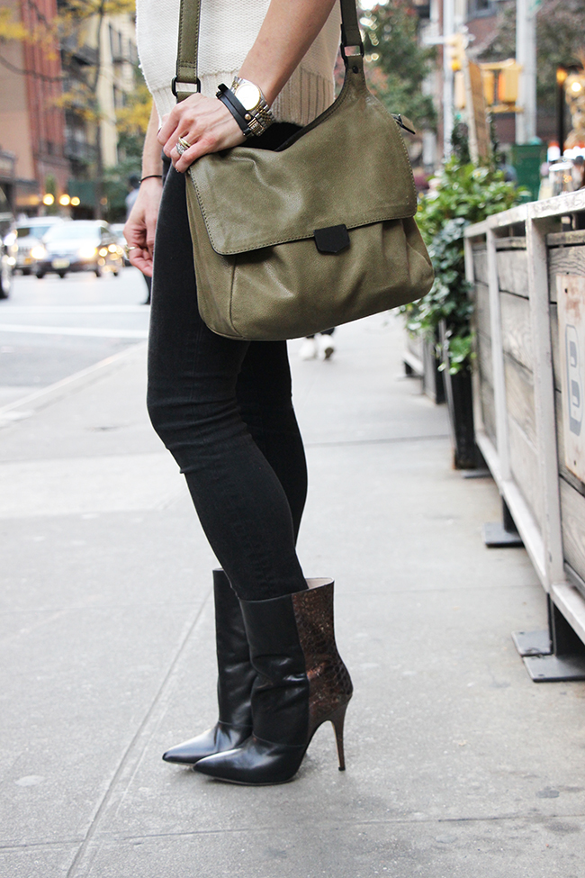 Emerson Fry Boots // Elliott Lucca bag