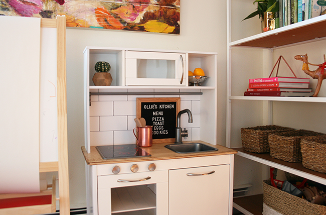 Ikea hack kitchen