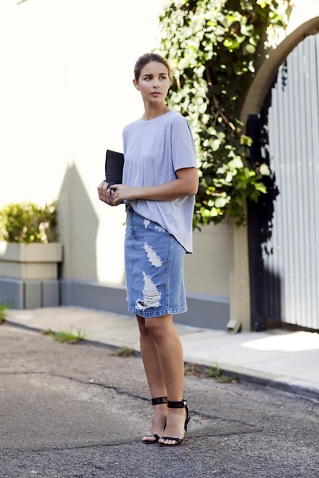 Capsule Wardrobe: Skirt