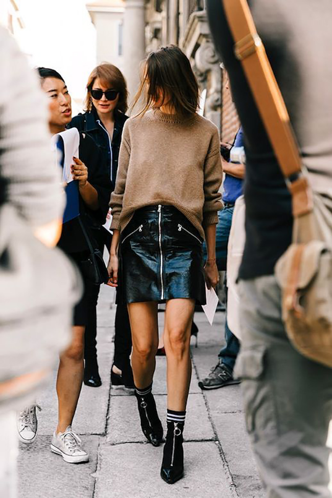 Capsule Wardrobe: the skirt
