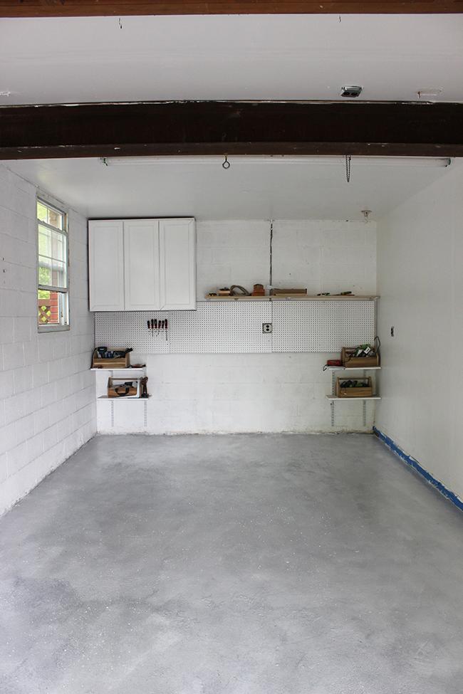 One Room Challenge Floor Refinishing