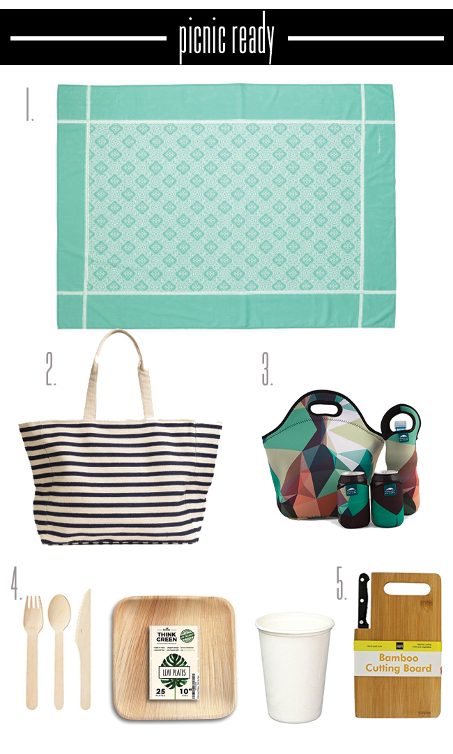 How to be picnic ready