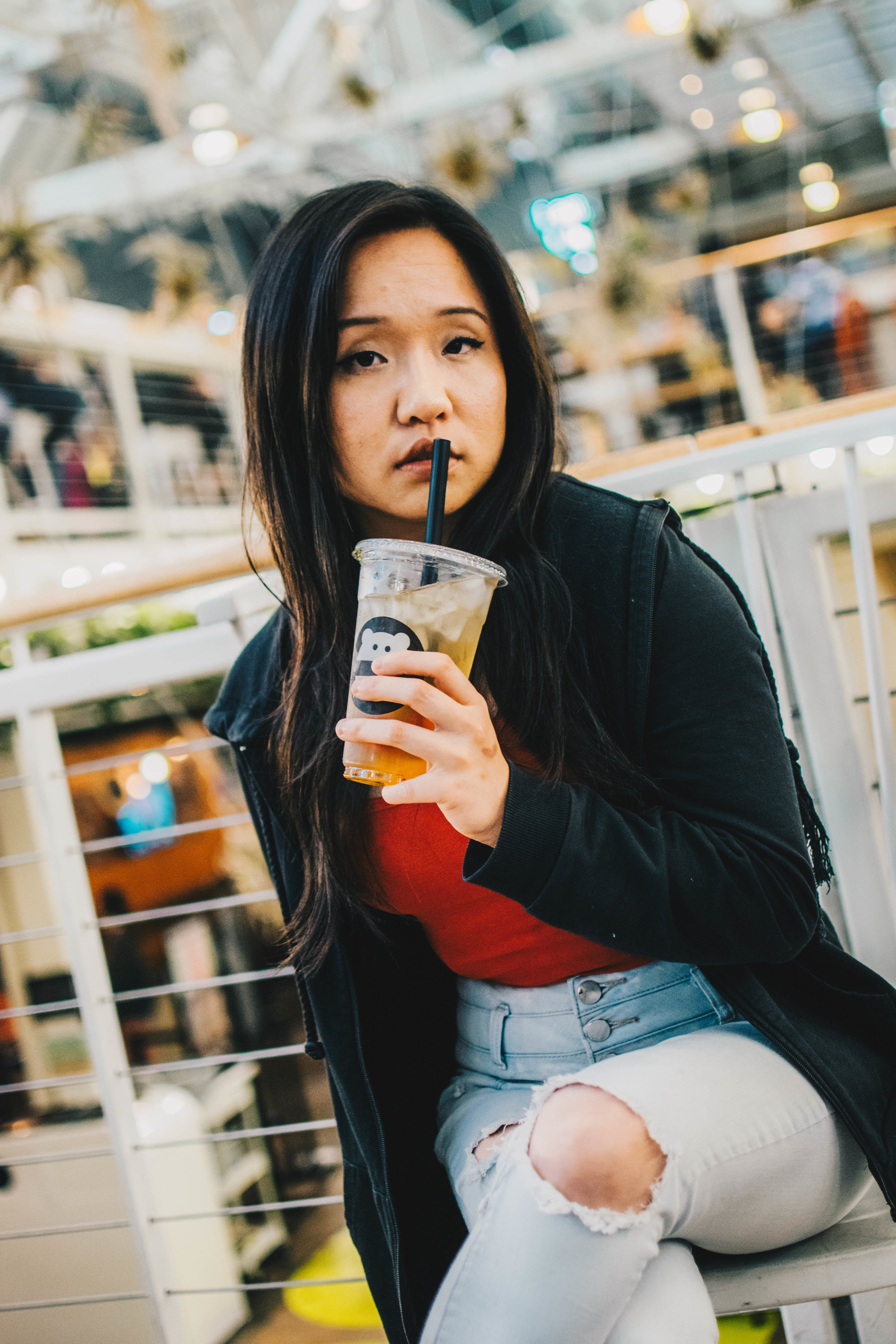 Of course you can't forget about the boba