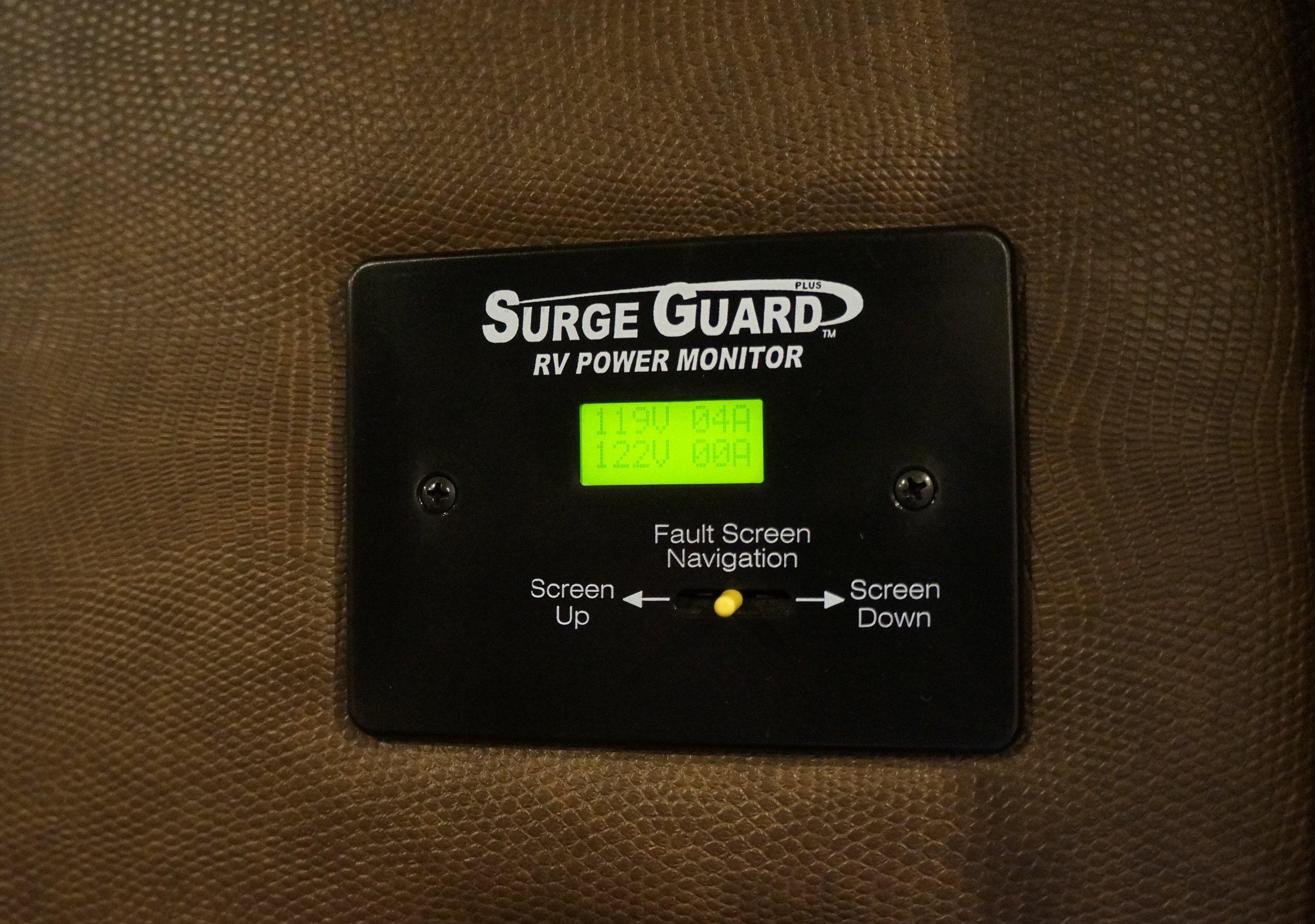 Surge Guard Monitor