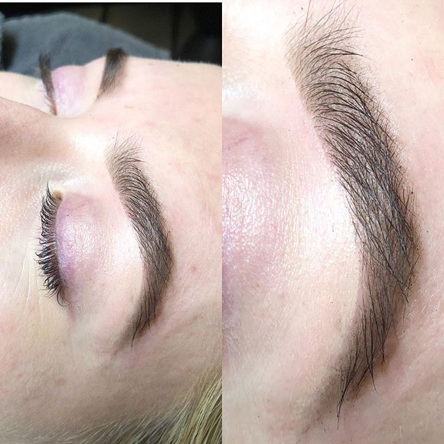 When H•E•N•N•A is a game changer. @thecheekyparlor @thecheekyparlor  @thecheekyparlor  #ecofriendlybrows #natural #gorgeous