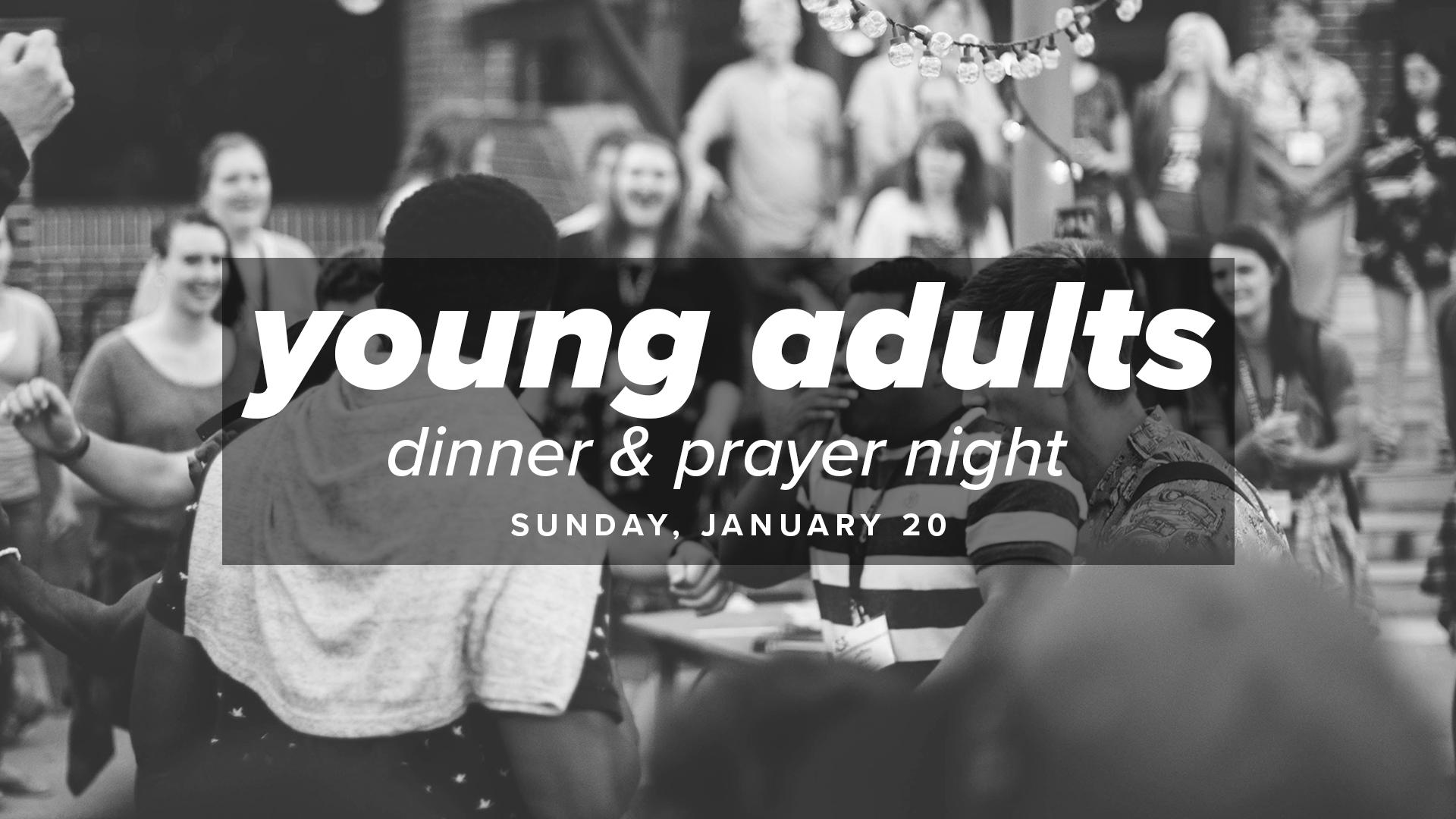 Young Adults Dinner & Prayer - Widescreen.jpg