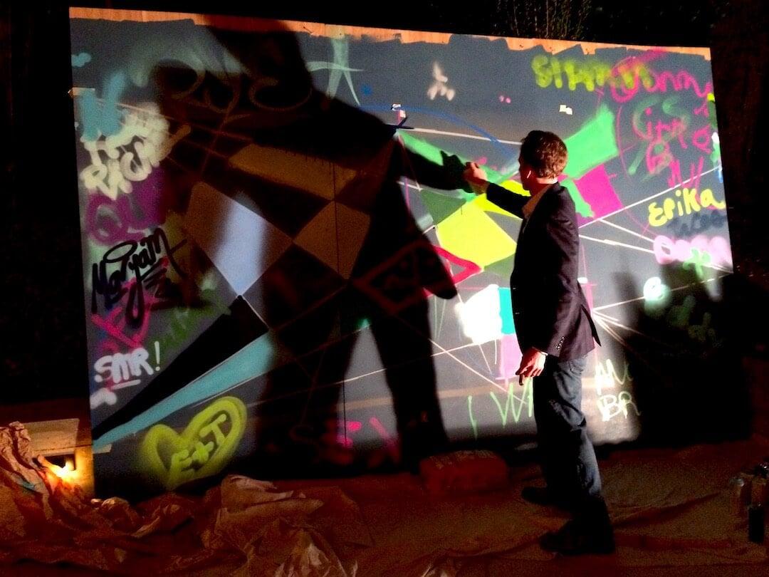 Live Graffiti Art | Oakland, 2015