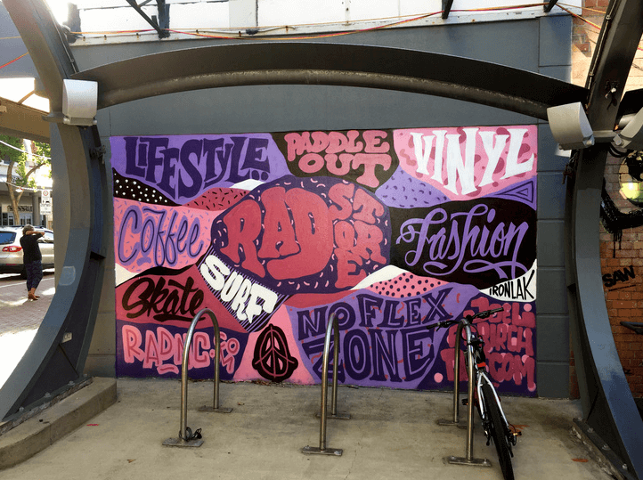 Commissioned Office Mural 4 | Los Angeles USA
