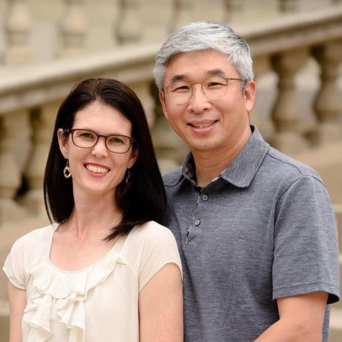 Dr. Stephen & Joy Yoon  Founder & International Director