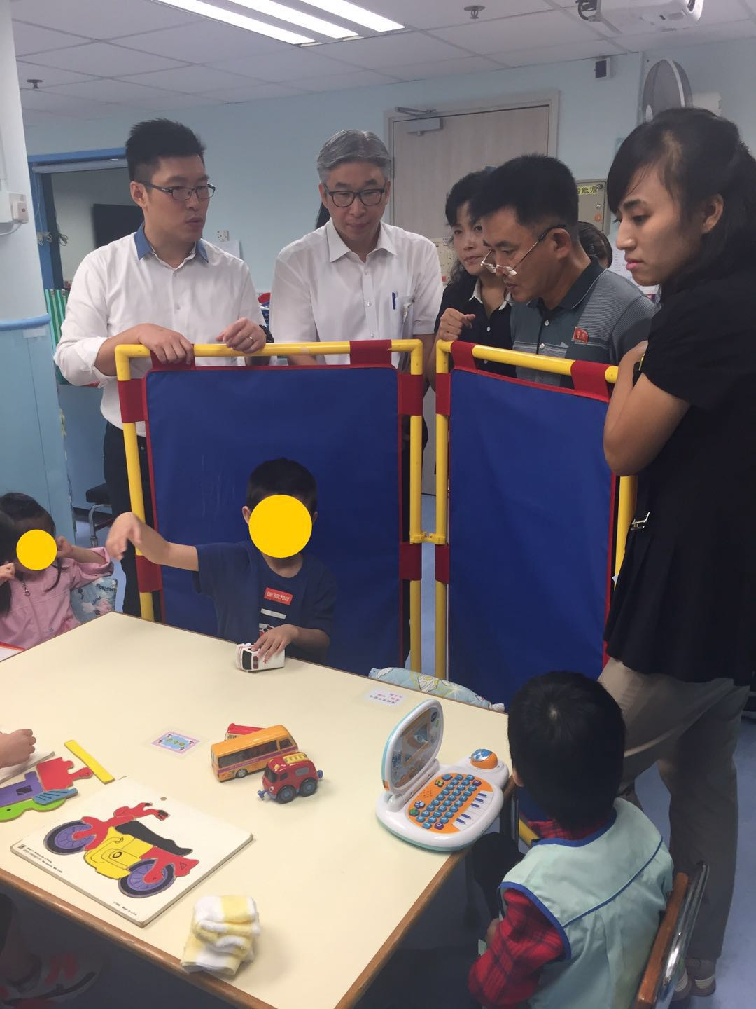 Medical observation and training for North Korean doctors in Hong Kong