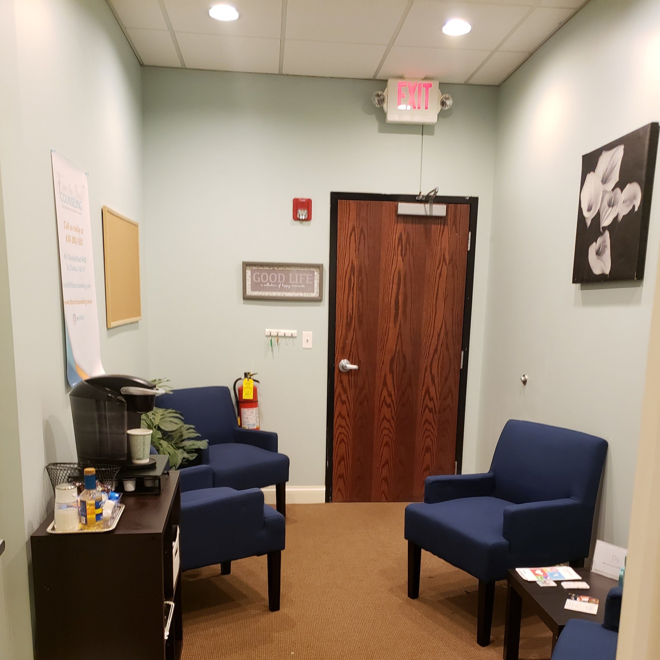 A Prominent Private Therapy Practice in St. Charles, IL - At From The Heart Counseling, Inc. we focus on heart-centered compassionate care where the client is our top priority.