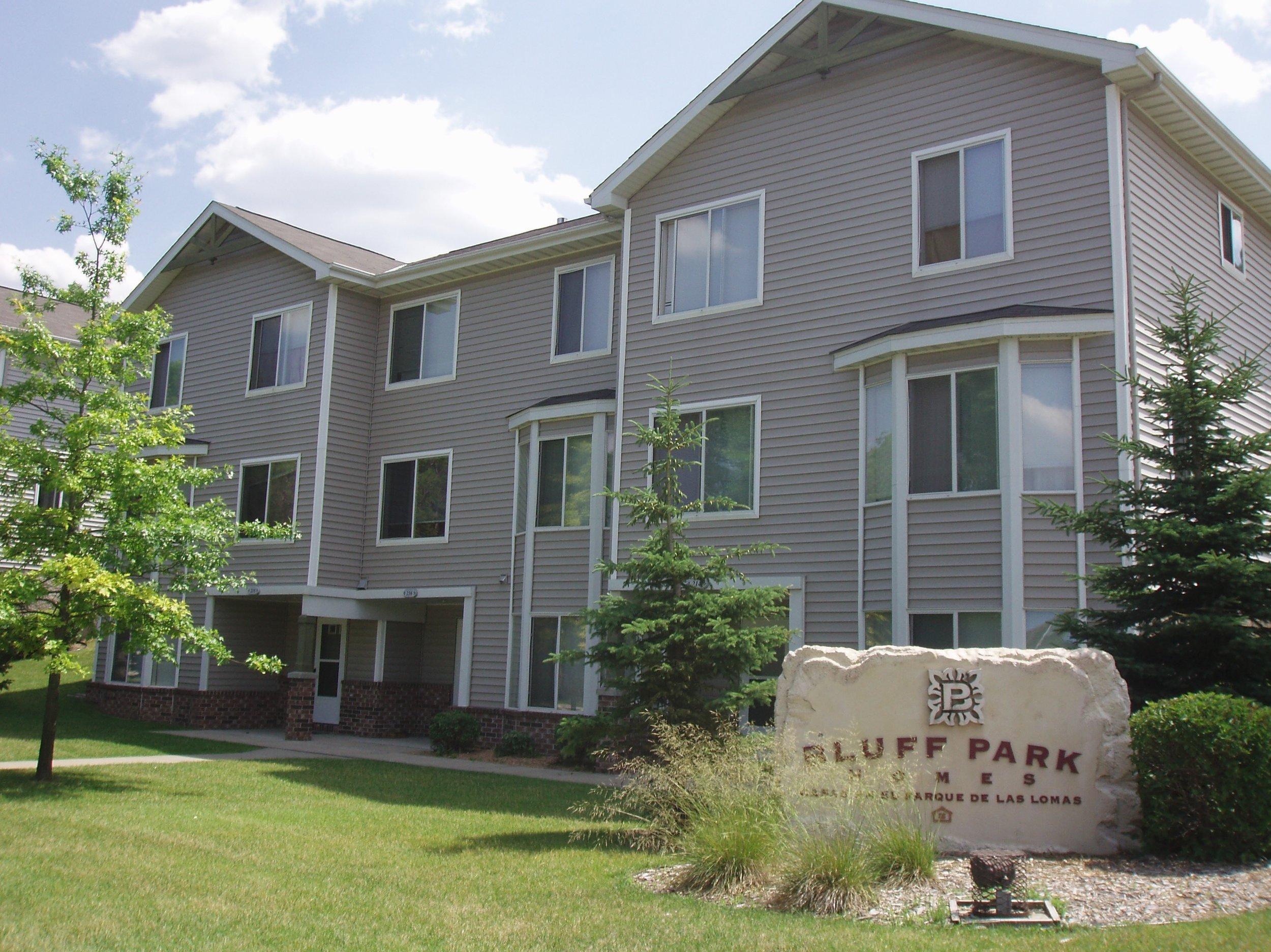 Bluff Park Homes