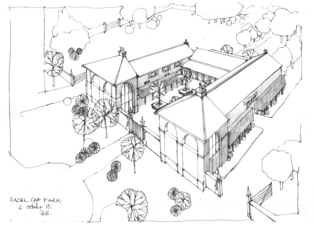 Hazel Gap Barn, Edwinstowe