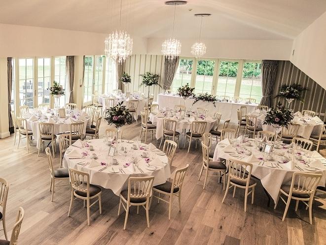 Kelham House Hotel weddings