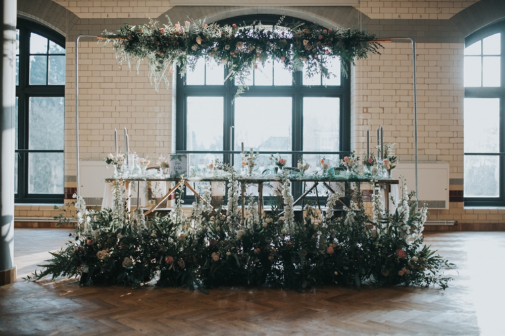 Into the Wild floral design - Dreamy wedding inspiration 3