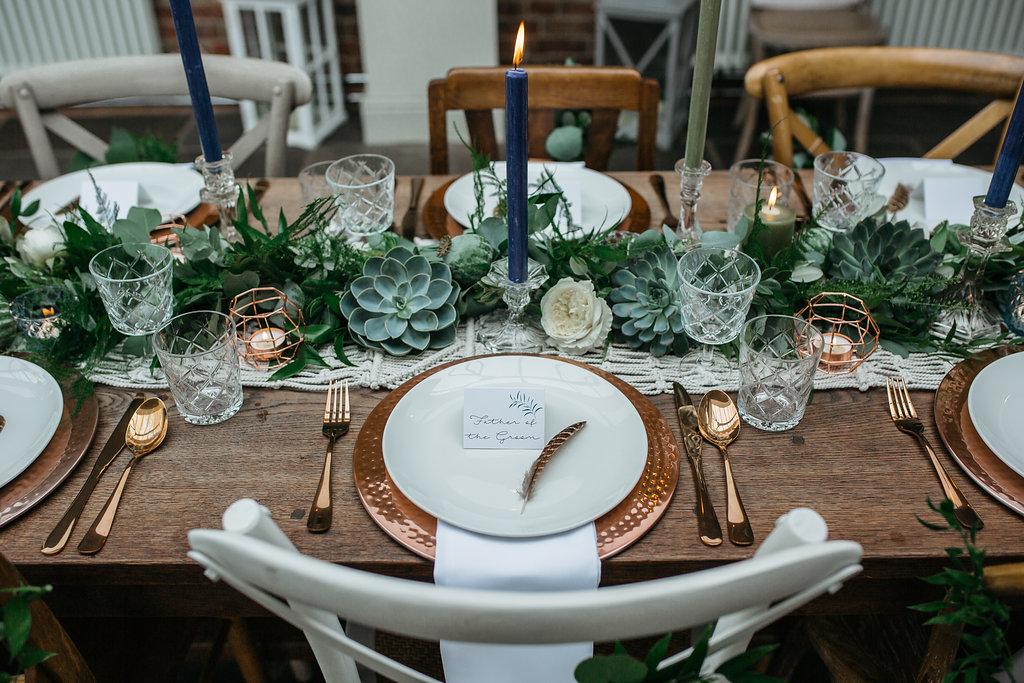 The Rustic Wedding Company | Image: Magda K Photography