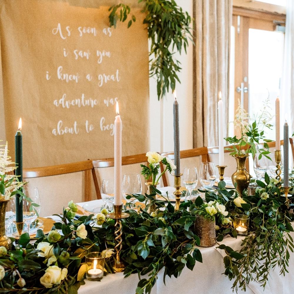 The Rustic Wedding Company | Image: Daffodil Waves