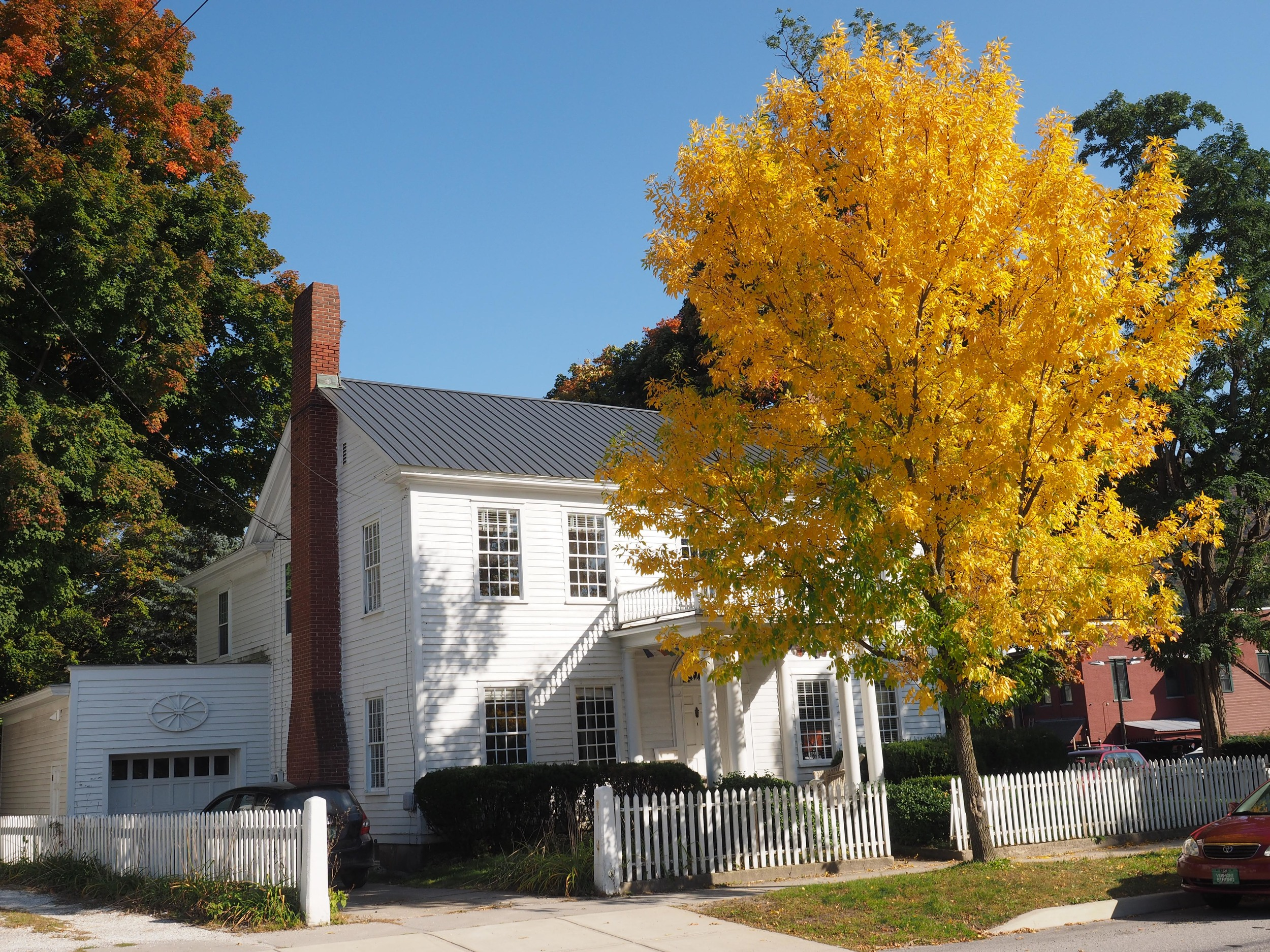 Historic 8 North Street is one of the oldest houses in Bristol, built in 1810.