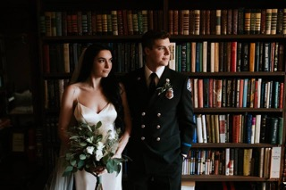 NATALIE + JOE - WITH MEG NEWTON PHOTOGRAPHY
