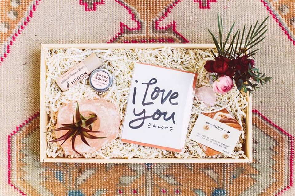 Custom Curated Gift Boxes - Starting at $50