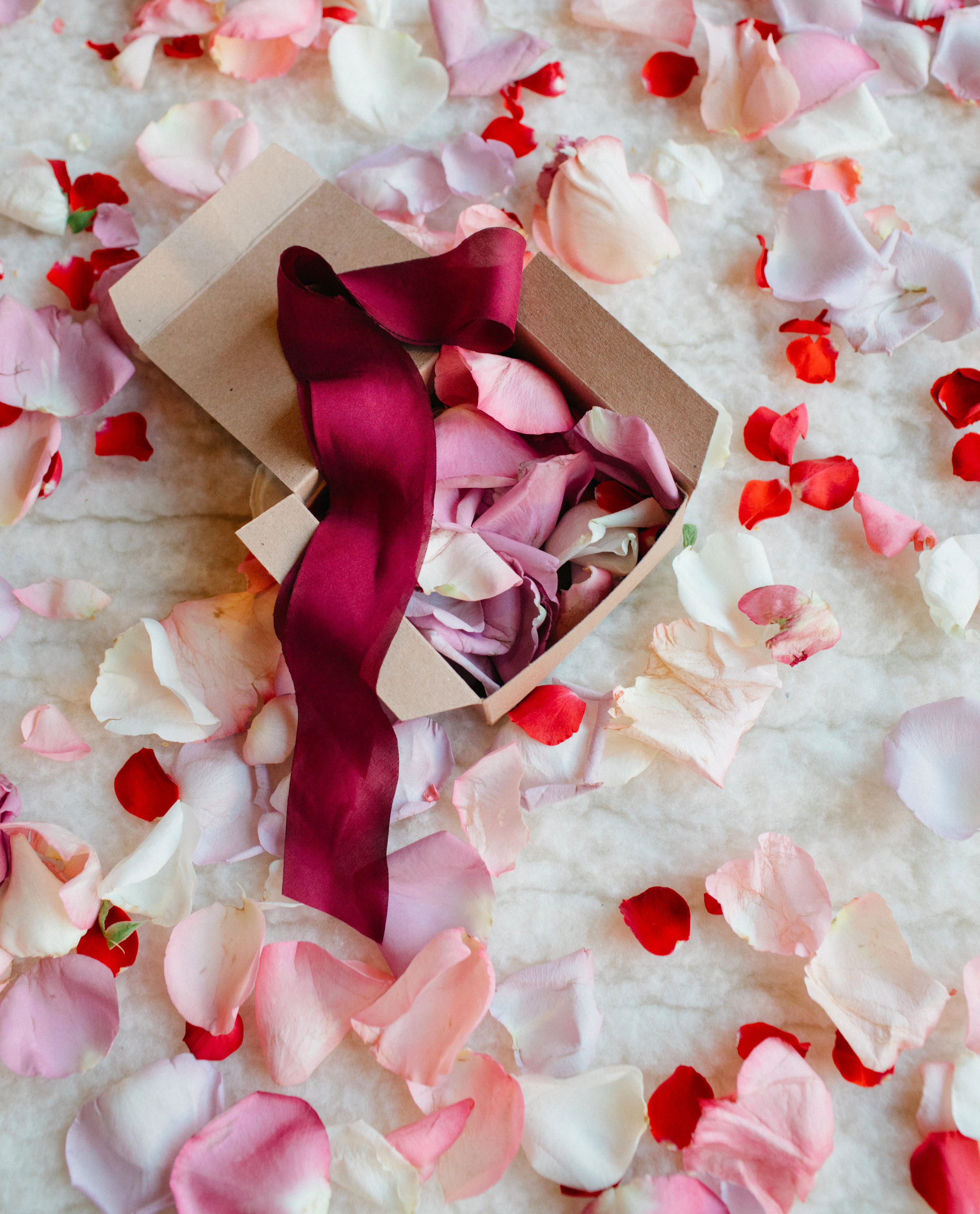 Rose Petals - Add a little extra romance with rose petals!