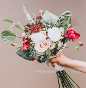 Hand Tied Bouquets - Starting at $30*Available for pick up only.