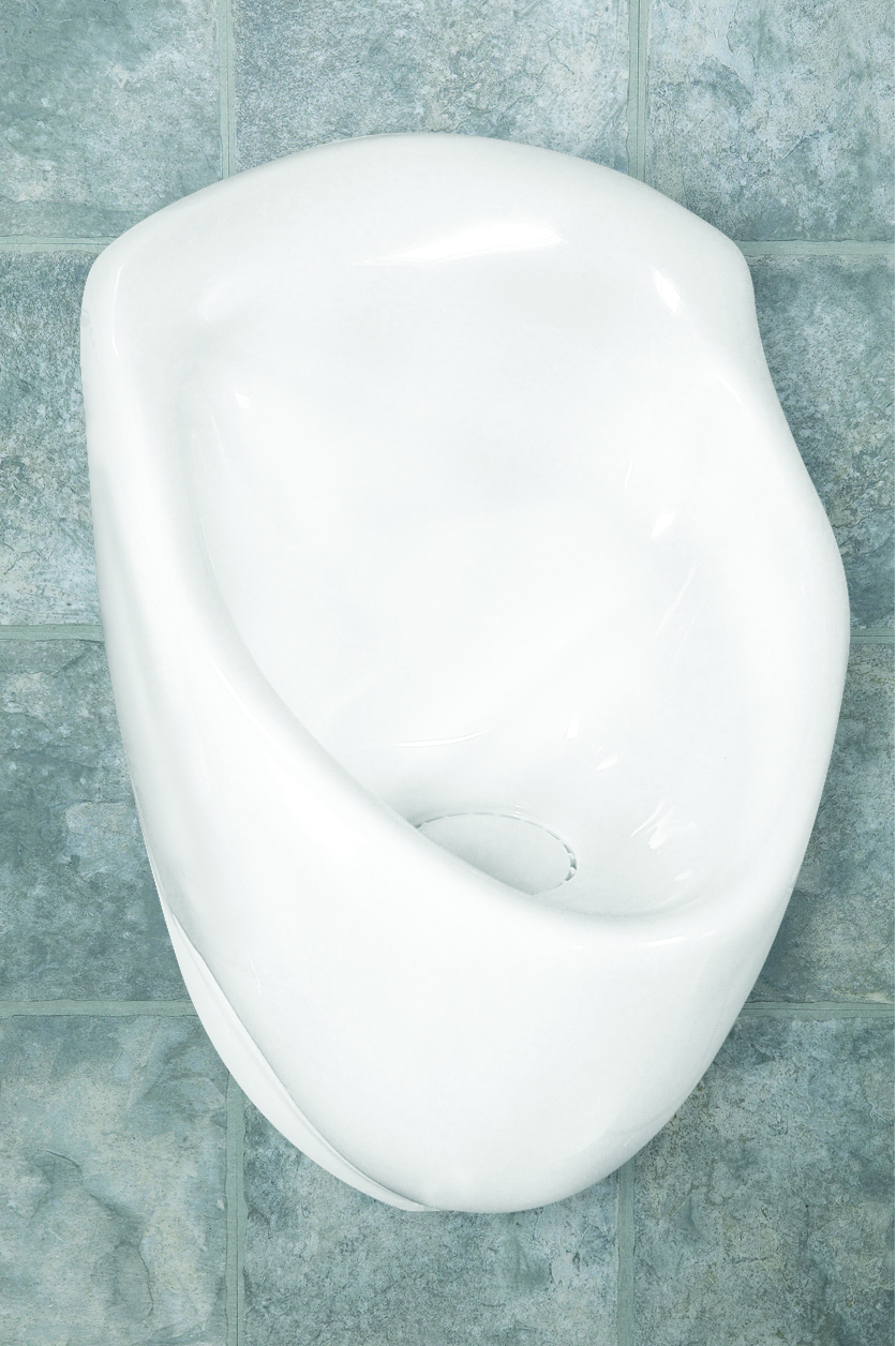 Anza touchless urinal fixture