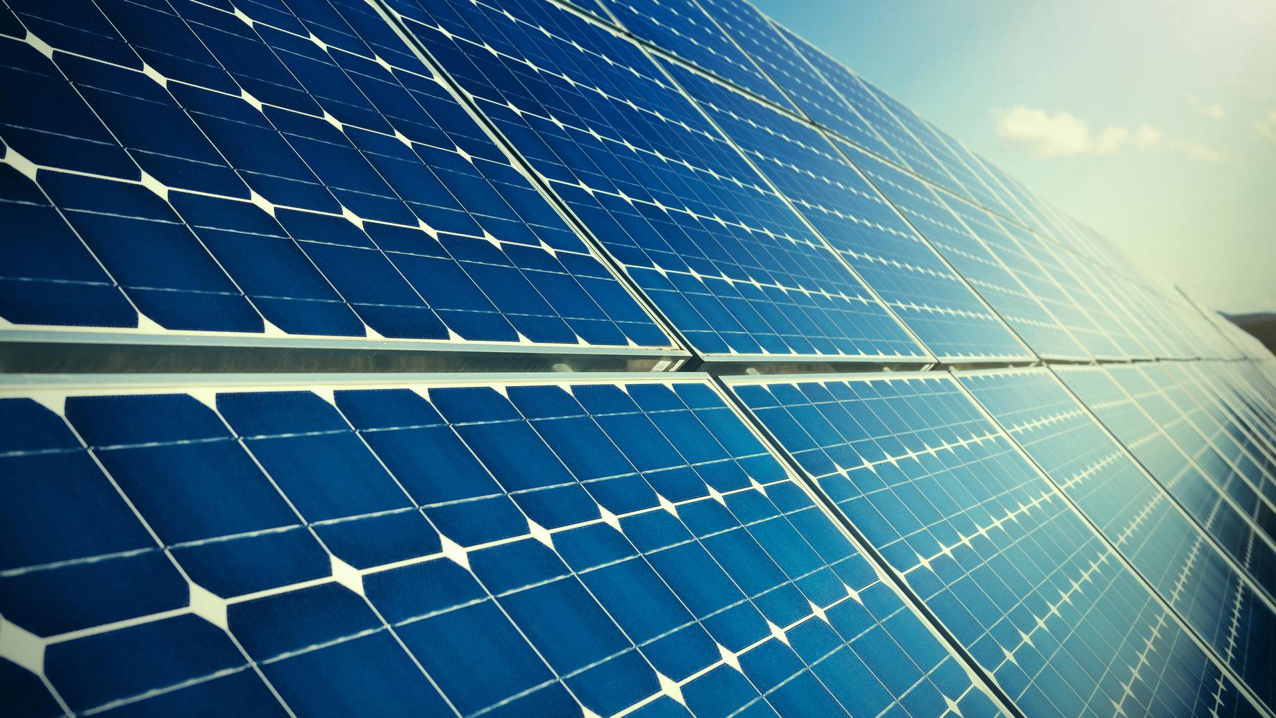 solar at mercedes benz stadium, sustainable atlanta falcons stadium