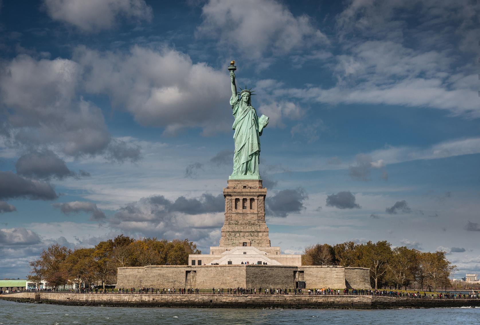 Liberty Station, Statue of Liberty