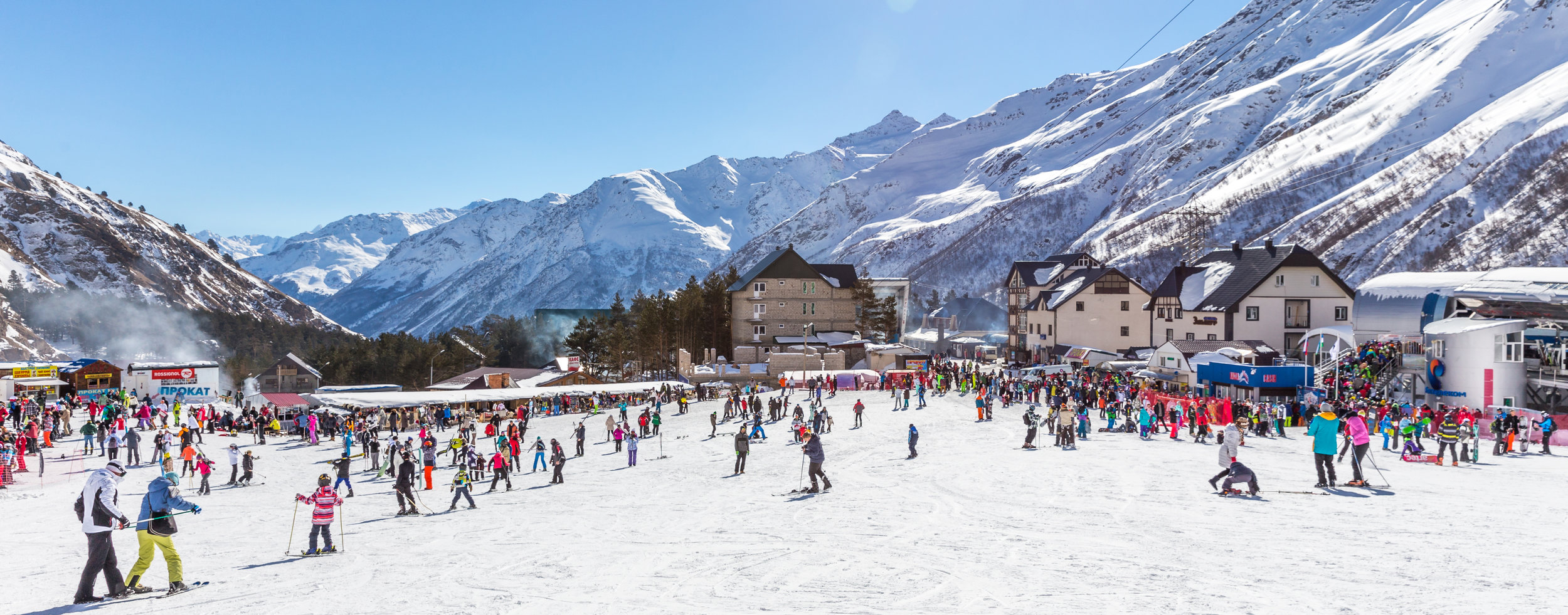 sustainable ski resort, ski resorts