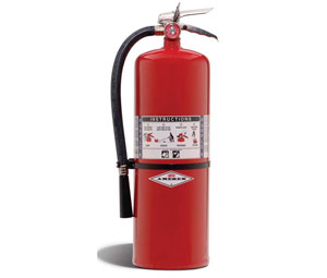 Copy of ABC Fire Extinguisher