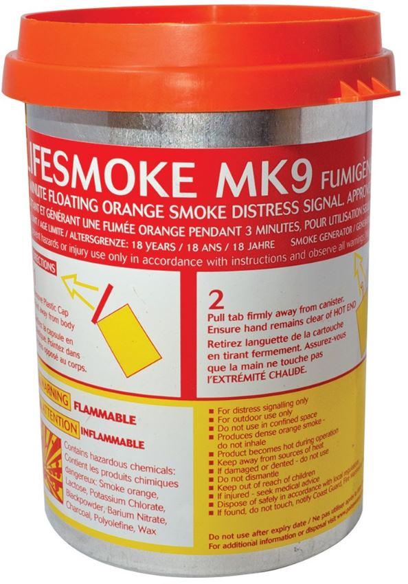 3 Minute smoke.JPG