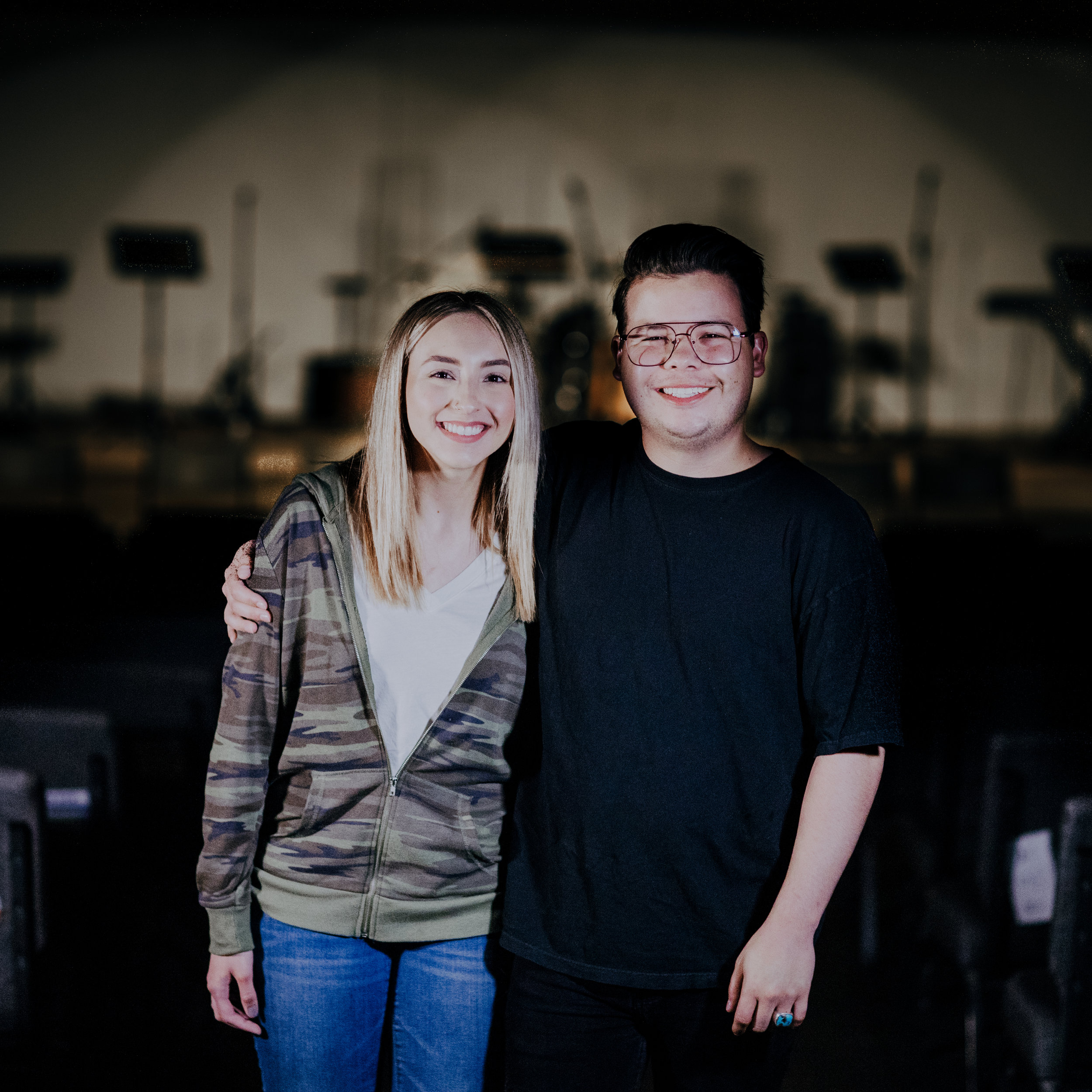 Alex and Brenna Burkins - Pursuit Youth Pastors