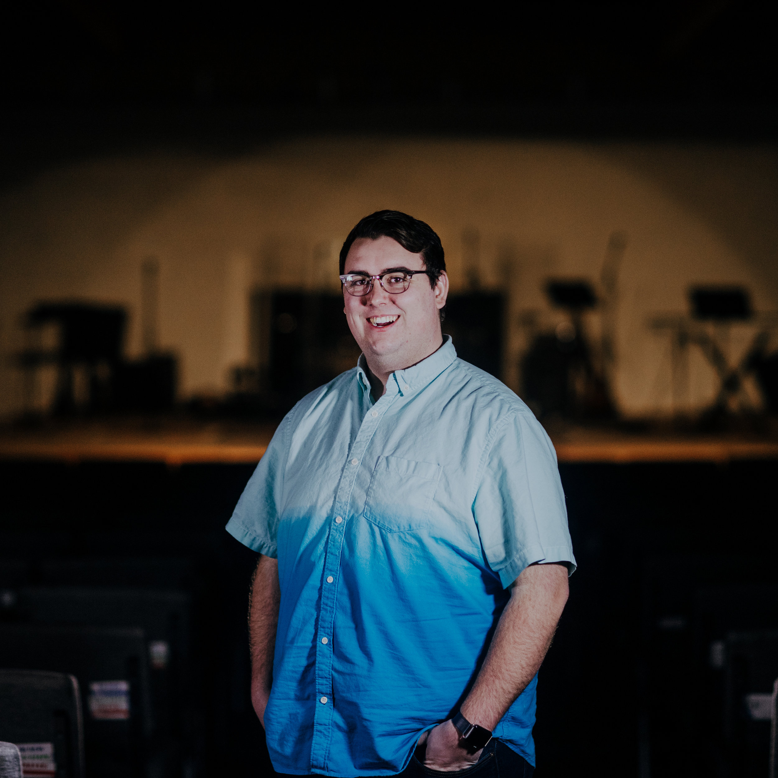 Donald Neary - Worship Director