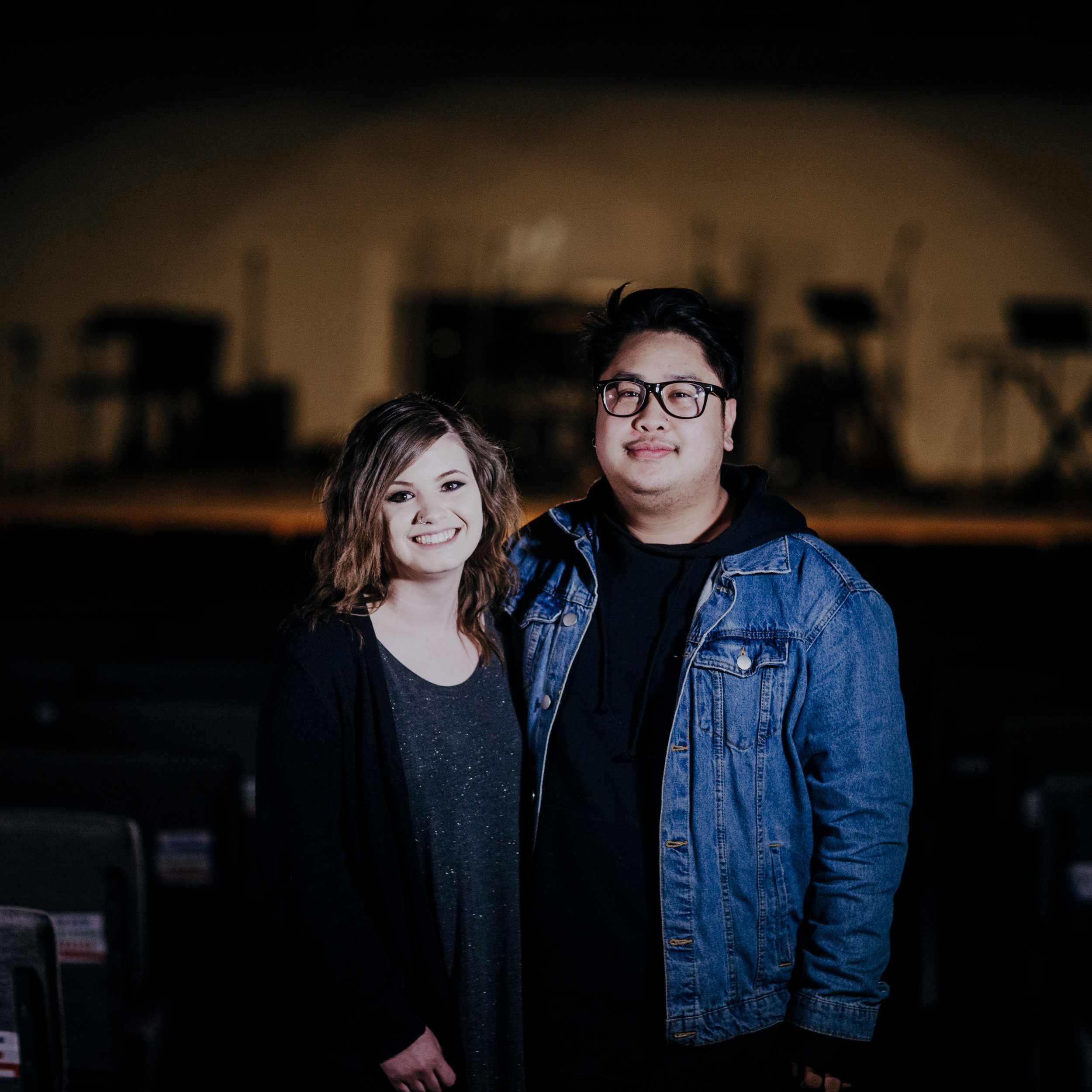 Bryan and Natalie Gaceta - Creative and Art Directors