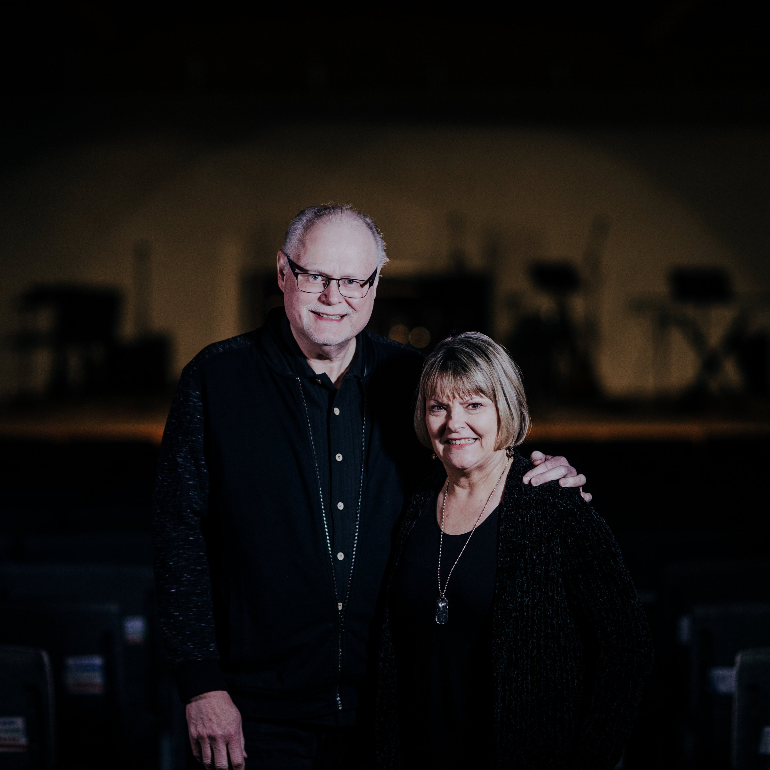 Bryan and Anna Johnson - Care Pastors