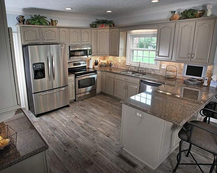 KITCHENS - Clean & clear everything