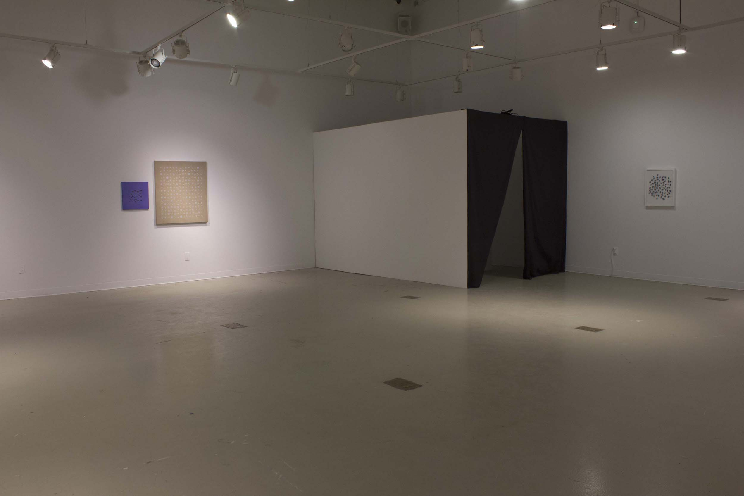 Slow Seeing  2016 MFA Thesis Exhibition