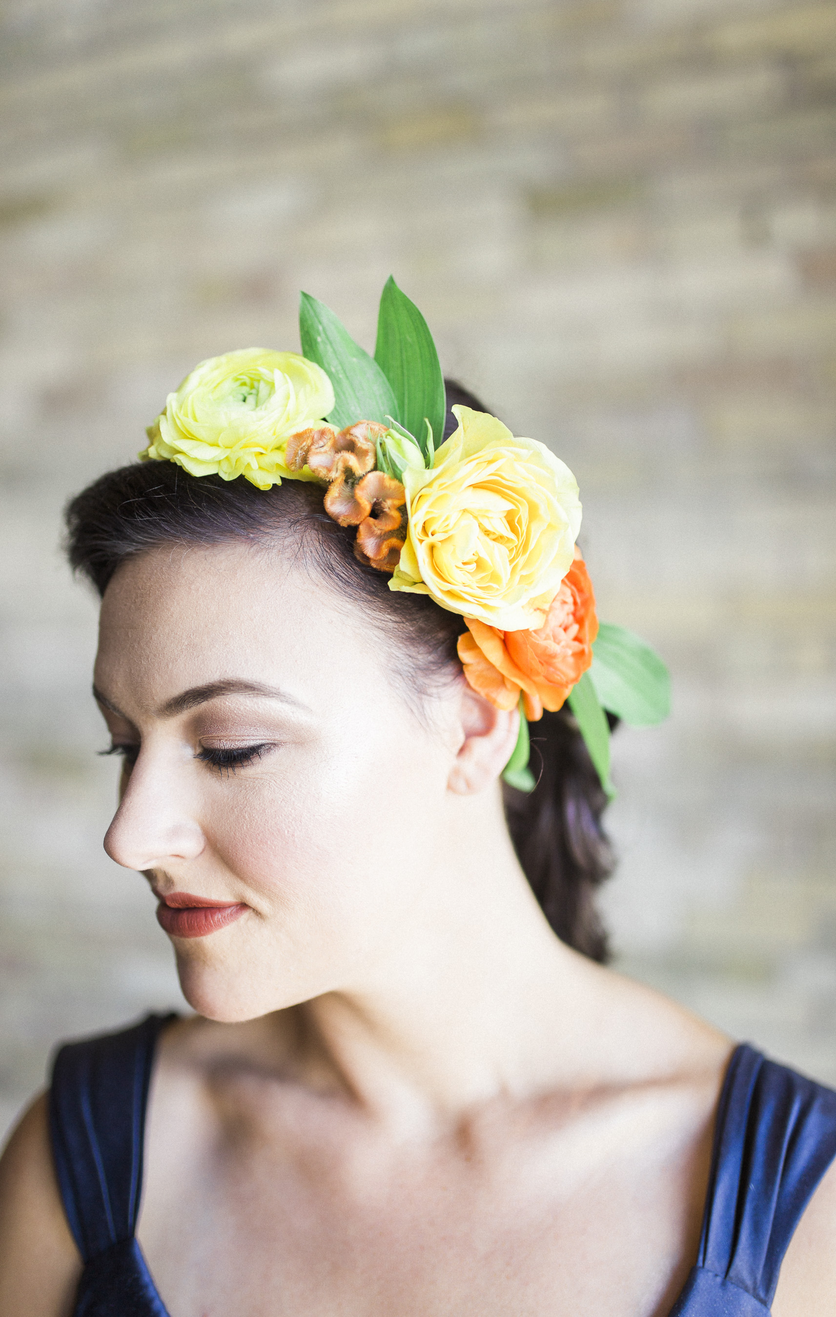 Milwaukee Flower Co.  +  Twin Lens Photography + Miss Ruby's Boutique  +  The Do Hair Design  +  Roima Beltre