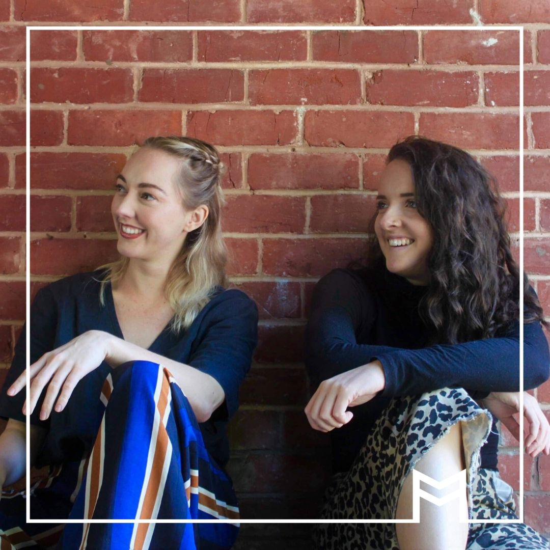Felicity Boyd and Zoe Gay