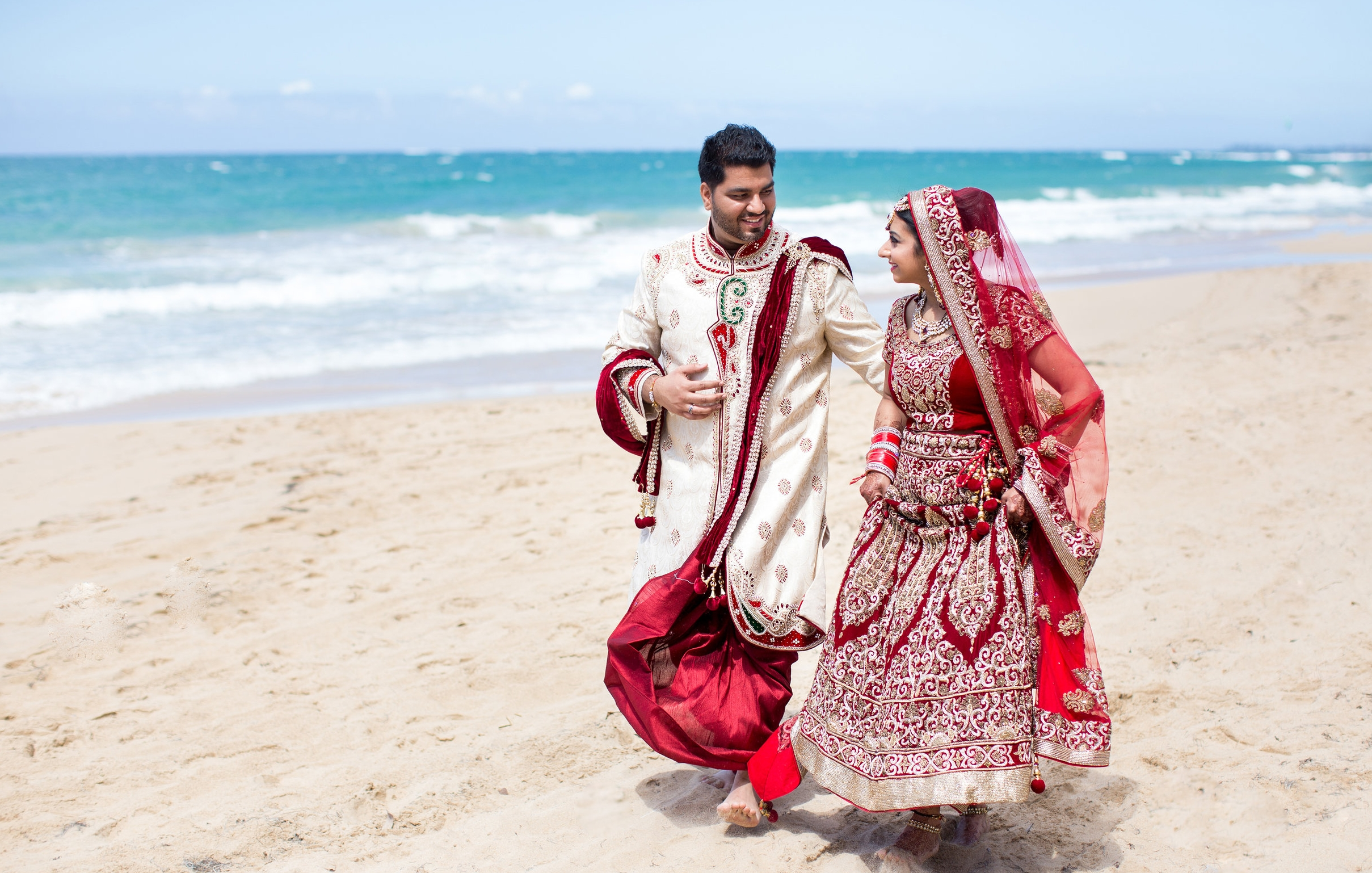 Sarita & Jogesh -