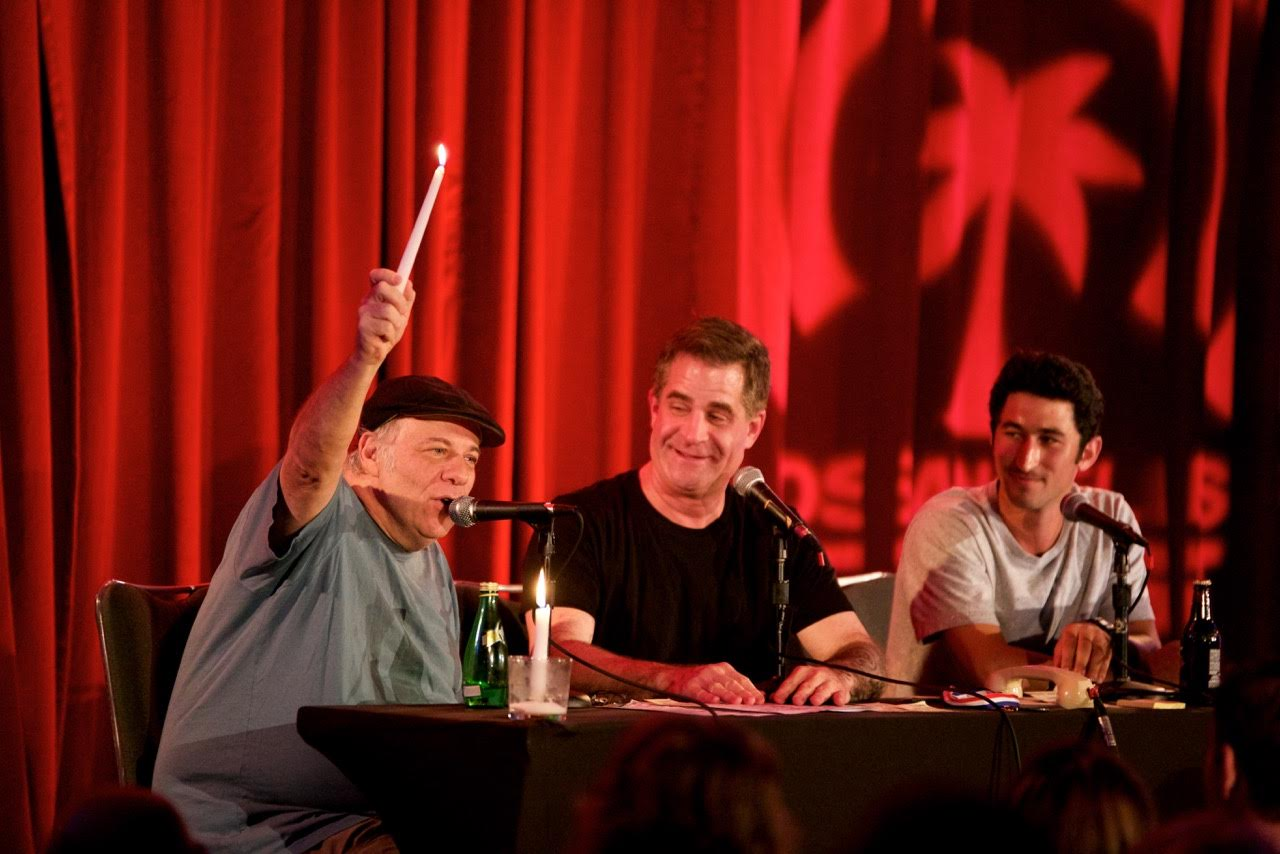 Los Angeles Podcast Festival 2015 with Eddie Pepitone & Todd Glass