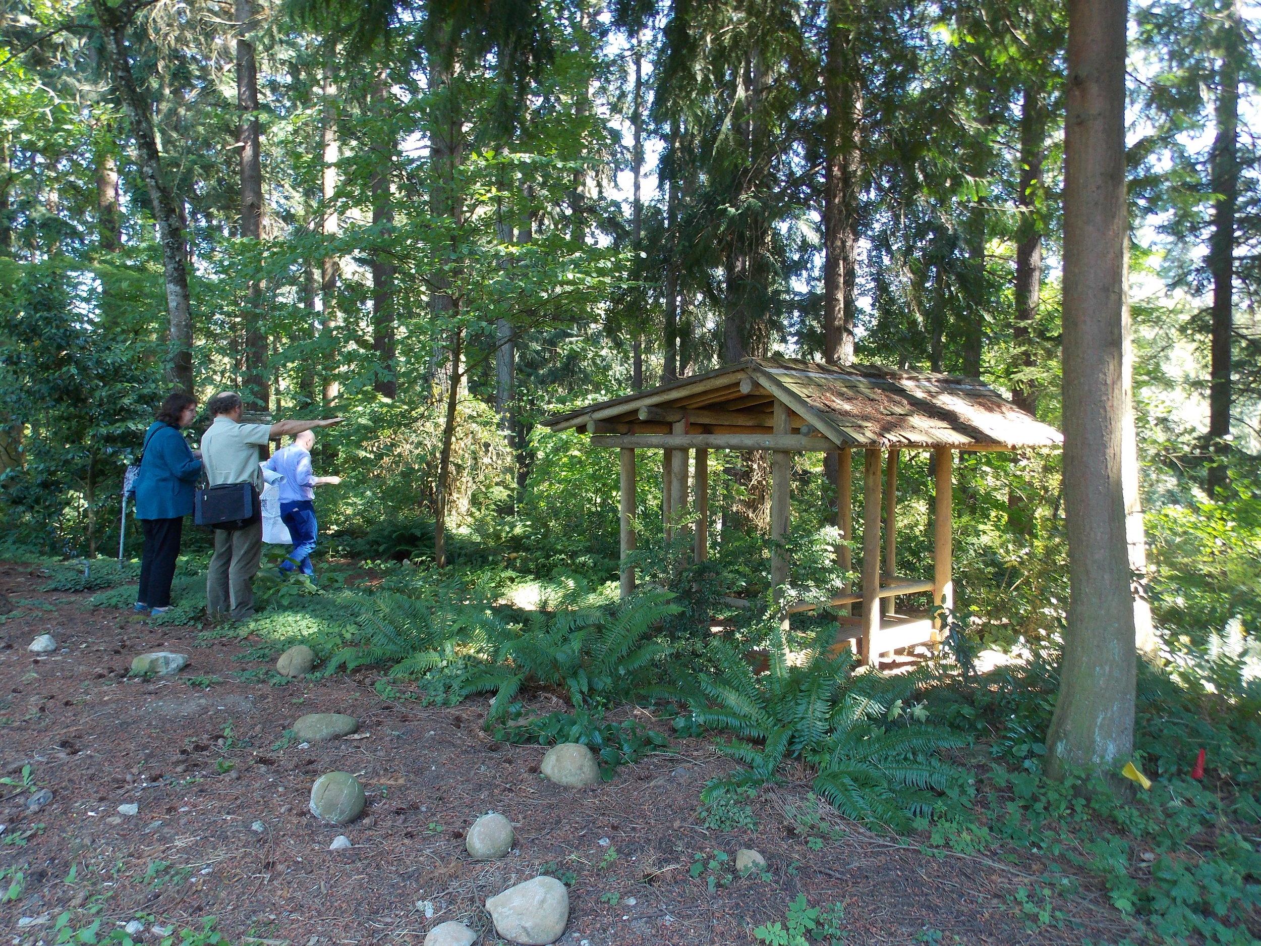 Site reconnaissance during the design process