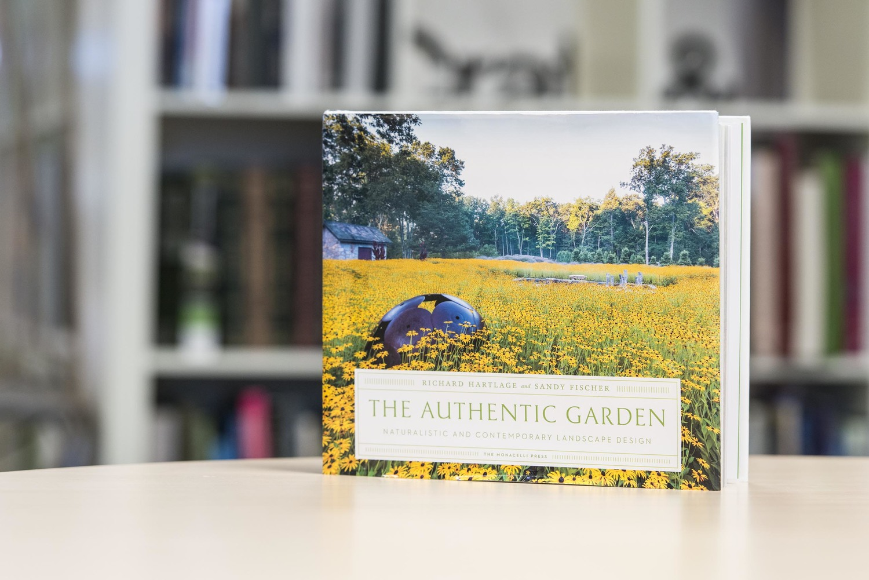 The Authentic Garden, written by Richard Hartlage & Sandy Fischer