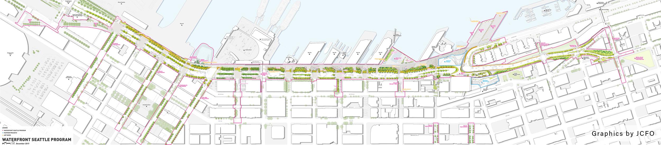 Seattle Waterfront Plan